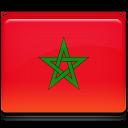 Morocco Flag Emoticon