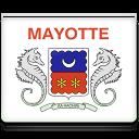 Mayotte Flag Emoticon