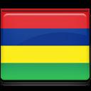 Mauritius Flag Emoticon