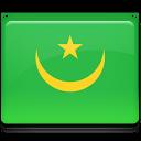 Mauritania Flag Emoticon