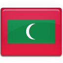 Maldives Flag Emoticon