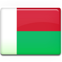Madagascar Flag Emoticon
