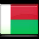 Madagascar Flag Emoticon