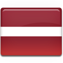 Latvia Flag Emoticon