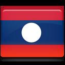Laos Flag Emoticon