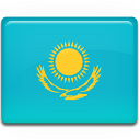 Kazakhstan Flag Emoticon