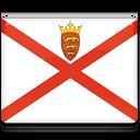 Jersey Flag Emoticon