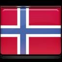 Jan Mayen Flag Emoticon