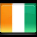 Ivory Coast Flag Emoticon