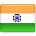 India Flag Emoticon