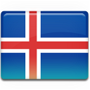 Iceland Flag Emoticon