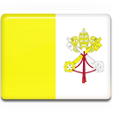 Holy See Flag Emoticon
