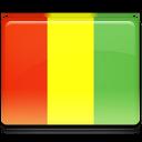 Guinea Flag Emoticon
