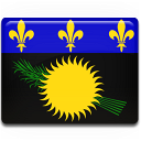 Guadeloupe Emoticon