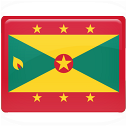 Grenada Flag Emoticon