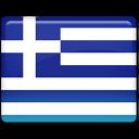 Greece Flag Emoticon