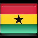 Ghana Flag Emoticon