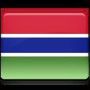 Gambia Flag Emoticon