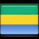 Gabon Flag Emoticon