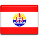 French Polynesia Emoticon