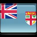 Fiji Flag Emoticon