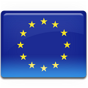 European Union Flag Emoticon