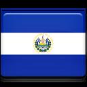 El Salvador Flag Emoticon