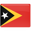 East Timor Emoticon