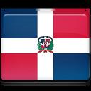 Dominican Republic Flag Emoticon