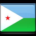 Djibouti Flag Emoticon