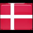 Denmark Flag Emoticon