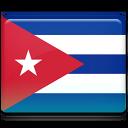 Cuba Flag Emoticon