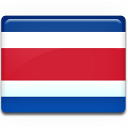 Costa Rica Flag Emoticon