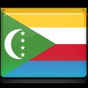 Comoros Flag Emoticon