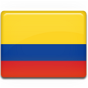 Colombia Flag Emoticon