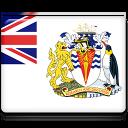 British Antarctic Territory Emoticon