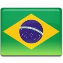 Brazil Flag Emoticon