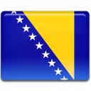 Bosnian Flag Emoticon