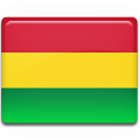Bolivia Flag Emoticon