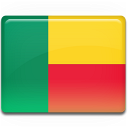 Benin Flag Emoticon