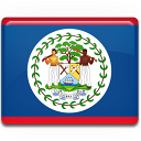 Belize Flag Emoticon
