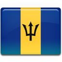 Barbados Flag Emoticon