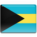 Bahamas Flag Emoticon