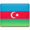 Azerbaijan Flag Emoticon