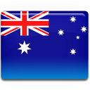 Australia Flag Emoticon