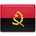 Angola Flag Emoticon