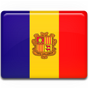 Andorra Flag Emoticon