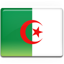 Algeria Flag Emoticon