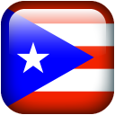 Puerto Rico Emoticon