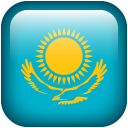 Kazakhstan Emoticon